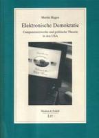 Buchcover von Elektronische Demokratie